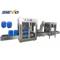 Quality Sunflower 220V 3 Phase Cooking Oil Packing Machine for sale