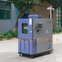 Quality Programmable LED Light Temperature Cycling Chamber , Environmental Test Chamber for sale