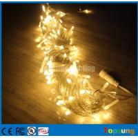 Best Hot sale 127v warm white connectable fairy string lights 10m Christmas decoration wholesale