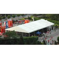 Buy cheap Large outdoor aluminum frame exhibition tent 20x50m from wholesalers