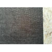 Quality Colourful Surface Waterproof Fiberboard , Cloth Cover Natural Fiber Water Resistant Wall Board for sale