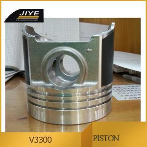 China kubota V3300 engine piston +piston ring on sale