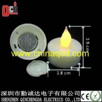 China Battery operated LED tealight-239s on sale