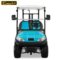 Quality Club Car Small Electric Golf Carts For Golf Courses , Road Legal Golf Buggy for sale
