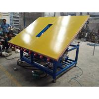 Quality Assembly Air Float Table With Tilting / Vacuum Suckers , Application Air Floatation Table for sale