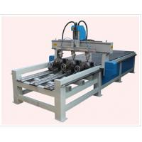 Quality Multifunction Cylinder Engraving Machine For Chopstick / Bamboo Crafts for sale