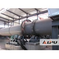Quality High Output Quicklime Kiln Production Line , Rotary Lime Kiln for sale