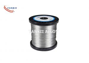Quality Electrical Kilns Heating Resistance Fecral Alloy Wire Low Voltage CrAl25/5 for sale