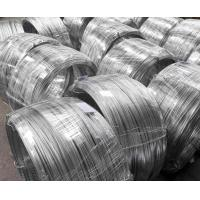 Quality Galvanized Steel Wire 4.5mm for ACSR in Vietnam for sale