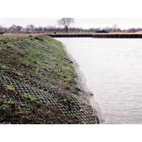 Quality Terramesh Gabion Wall Baskets For Erosion Control / Plant Establishment for sale