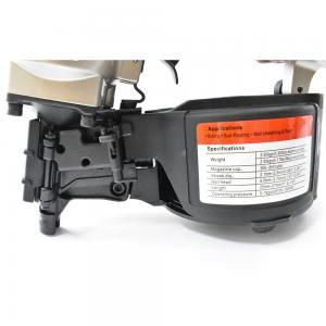 Quality Industrial Air Nail Gun / Pneumatic Nail Gun Powder Actuated Fastener Tool CN55 for sale