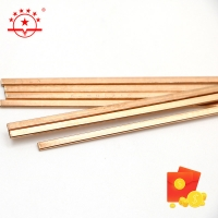 Buy cheap BCu92P 2.0*500mm Copper Brazing Rod For Welding from wholesalers