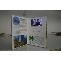 Factory supply Top quality Customized video greeting card/video brochure