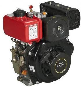 Quality 178f Diesel engine parts 2 cylinder , 8hp diesel engine generator for sale