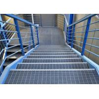 Quality Floor Forge End Plate Serrated Galvanized Steel Grating Welding Carbon Walkway for sale