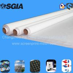 China T-shirt silk screen printing polyester mesh fabrics on sale