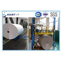 Buy Professional Paper Roll Handling Systems Efficient For Paper Mill Production at wholesale prices