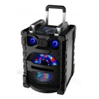Best 15 Inch Rechargeable multifunction Trolley Speaker with KARAOKE Function wholesale
