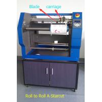 Best Roll to Roll Label Digital Cutter Using Blade to Cut Labels from Paper Sticker wholesale