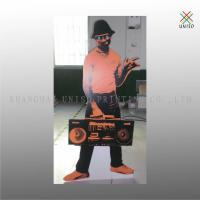 China protrait stand printing,shanghai silk screen printing service,advertising printing service,glass dec on sale