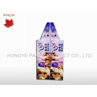 Best Embossing CMYK Printing Cardboard Pallet Display for Exhibitions wholesale