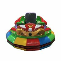 Quality Custom Made Amusement Park Bumper Cars For Children Play Single Player for sale