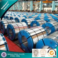 Quality Q195 - Q235 Hot Dipped Galvanized Steel Coil Sgcc Zinc Coating ASTM A53 for sale