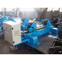 Quality 20 Ton Pipe Welding Rollers Variable Speed Move on Rails Lead screw driving for sale