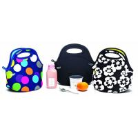 Quality Cooler Lunch Box Bag For Adults Neoprene Lunch Tote Bags. Size is 30cm*30cm*16cm. SBR material. for sale