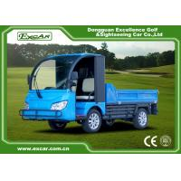 Quality CE Approved Electric Utility Carts 72V 7.5KW KDS Motor Curtis Controller for sale