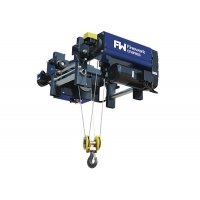 Quality FEM/DIN Standards 5ton Electric Wire Rope Hoist With Trolley for sale