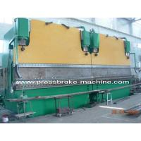 China Heavy Duty Cylinder Hydraulic Press Brake Machine For Steel Beam on sale