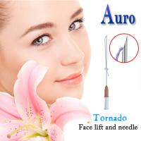Best Auro Thread Barbed Cog Knot Skin Care Face Lifting Double Cog Thread/Facelifting Faden Pdo/Pdo Thread wholesale