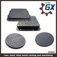 Quality Heavy Duty Rainwater Recessed Manhole Cover for Indoor for sale