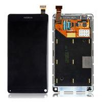 China NOKIA N9 Lcd Screen with Digitizer Touch Screen on sale