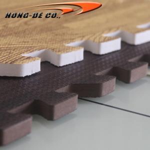 Quality Non-toxic Soft Wood Floor Tiles - Light Oak soft wood tiles for sale