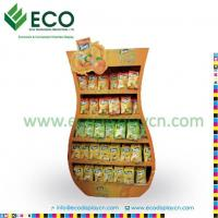 Best POP Corrugated potato chip display stand, crisp display, display stands for chips wholesale