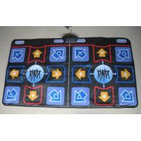 Quality Double Player Non Slip Dancing Pad School Dance Mat For TV / PC for sale