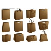 Quality Kraft Packing bags Printing for sale