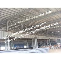 Buy cheap Pre-engineered Building Workshop Construction from wholesalers