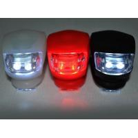 Quality Promotional Bicycle Accessory / Silicone Led Bicycle Light / Bike Accessory for sale
