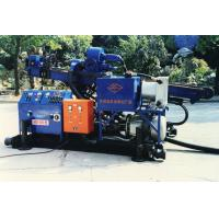 Buy cheap good quality Multifunction Anchoring Drilling Rig full hydraulic drive power head drill from wholesalers