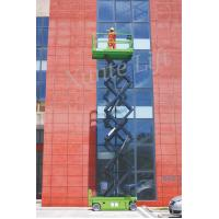 Quality DC Motor Drive Self Propelled Scissor Lift Acess Platform for sale