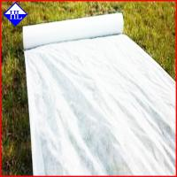 4% UV Resistant Agriculture Non Woven Fabric , Ground Cover Weed Control Fabric