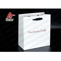 Best Single LOGO Custom Printed Paper Bags For Shopping Mall / Supermarket wholesale