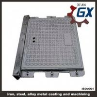 Quality What's the Foundry Iron Indoor Manhole Cover Price for sale