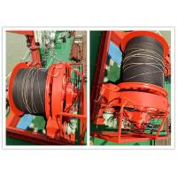 Quality Lifting Vertical Transport Machinery Windlass Winch For Hydraulic Engineering for sale