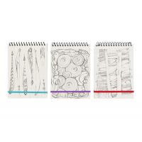 Quality Spiral Bound Book with elastic ,  Print Your Own Spiral Bound Presentation Book for sale
