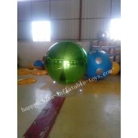 Durable Fashional Inflatable Mirror Ball For Wedding Stage Christmas Decoration