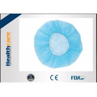 Quality Free Sample Disposable Head CapLightweight Polypropylene Colorful Hat For Hospital for sale